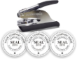 Corporate Seals and Rubber Stamps. Professional/Corporate seals and stamps. Engineer seals. Architect stamps. EZ Order by state. Business Rubber Stamps.  Secure ordering. Free Shipping.