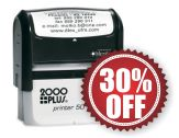 Cosco 2000 Plus Self-Inking Stamps