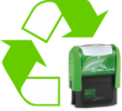 Rubber Stamps Go Green!