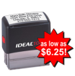 Custom Self Inking Rubber Stamps At Knockout Prices