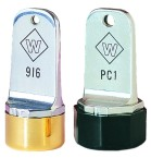 QC Metal Inspection Stamps In Seven Sizes At Knockout Prices From RubberStampchamp.com