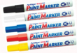 Artline markers offers a multitude of markers and pens to suit any need.  From our quality industrial markers to our full line of white board markers to specialty markers, such as the garden or grout markers.  There is a solution for just ab