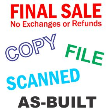 Stock Rubber Stamps