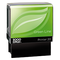 Cosco Eco-Green Rubber Stamps