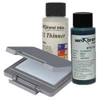 Skin Safe Waterproof Ink Kit