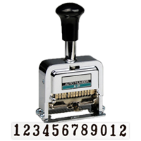 Lion Automatic Numbering Machines