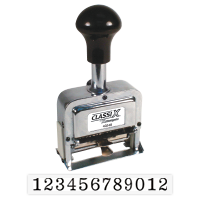 Xstamper Automatic Numbering Machines
