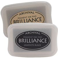 Brilliance Stamp Pad