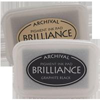 Brilliance Stamp Pad