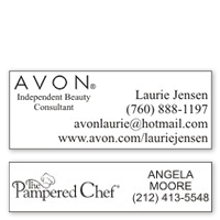 Consultant Personalized Stamps