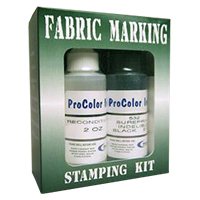 Fabric Ink Kit