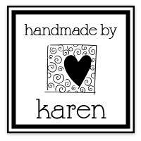 Handmade-By Rubber Stamps