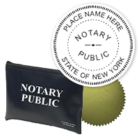 Notary Stamps and Supplies