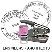 Engineering Stamps and Seals