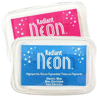 Radiant Neon Stamp Pad