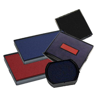 Replacement Pads for Self-Inking Stamps & Auto Numbering Machines