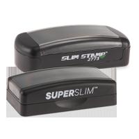 Slim & Super Slim Pre-Inked Pocket Stamps