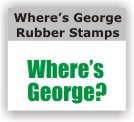 Wheres George Rubber Stamps