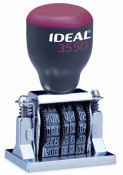 Ideal® 3550 Die Plate Dater