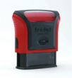 Customize free with text or your logo in your choice of 11 ink colors.  Ships in 1-2 business days.  Top quality Trodat 4911 self-inking stamp.  Orders ship free over $10.