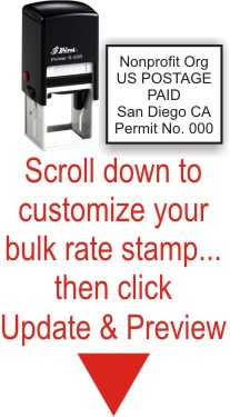 RubberStampChamp.com provides bulk mail rubber stamps for less!
