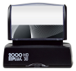 2000 Plus pre-inked stamps come inked with no need for a separate ink pad! The HD-30 pre-inked stamp lasts for thousands of clean and crisp impressions every time and comes in 11 vibrant ink colors.  Free shipping on orders over $10!