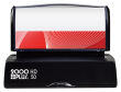 2000 Plus HD-50 fast dry, permanent ink, pre-inked stamps provide thousands of clean, crisp impressions and work on a wide variety of surfaces including glossy, plastic, metal, fabric and more. Rubber Stamp Champ offers free shipping on orders over $10!