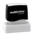 Permanent multi-surface IS-11 pre-inked rubber stamp quick dries on glossy paper, CDs, metal, plastic and more.  Free Shipping on order over $10.
