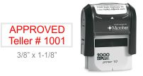 RubberStampChamp.com for Self Inking Address Rubber Stamp savings.
