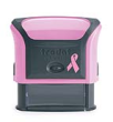 Breast Cancer Awareness. Pink Rubber Stamps. Pink Self Inking, Pre inked and Pocket stamps. EZ-online ordering. Secure. Contribution to charity. Free Shipping.