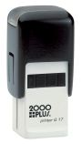 Cosco® 2000 Plus Printer Series. Self-inking and available in 11 colors. Microban handle. Free shipping. Customize at no extra charge online at RubberStampChamp.com.