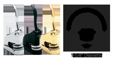 Corporate Seal Desk 1 5 8 Gift Embosser