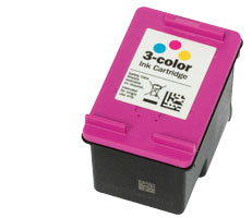 Specially adapted for the e-mark, the tri-color ink cartridge is easily replaceable, long-lasting (approx. 5,000 Imprints) & offers imprints in full-color range.