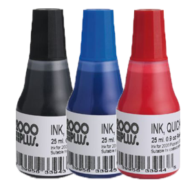 The Cosco multi-surface ink is available in a choice of 3 ink colors: black, blue & red! Solvent-based ink great for glossy surfaces. Orders over $10 ship free!