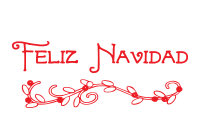 Get your Feliz Navidad self-inking Christmas rubber stamp and spread the holiday cheer. 11 vibrant ink colors & 2 sizes. Orders over $45 ship free!