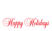 Enjoy the holiday and create lovely cards with a self-inking fancy Happy Holidays rubber stamp. 11 ink color options. Free shipping on orders over $45!
