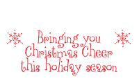 Bring Christmas cheer this holiday season w/ our self-inking Christmas Cheer stamp. 11 ink color options & 2 sizes. Free shipping on orders over $45!