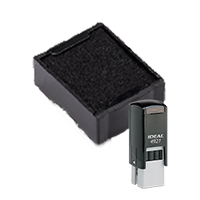 Ideal 6/4921 replacement pad that fits the Ideal 4921 self-inking stamp. 11 ink colors to choose from with free shipping on orders over $15.