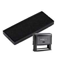Ideal 6/4925 replacement pad that fits the Ideal 4925 self-inking stamp. 11 ink colors to choose from with free shipping on orders over $15.