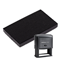 Ideal 6/4926 replacement pad that fits the Ideal 4926 self-inking stamp. 11 ink colors to choose from with free shipping on orders over $15.