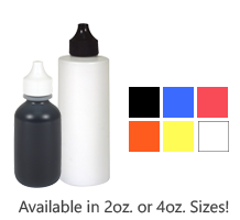 This refill ink is ideal for marking parts and components and is highly resistant to most strong solvents. Dries in 20 seconds. Ships free in 1-2 business days.