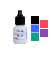 Refill ink for all Maxlight, Slim and Super Slim stamps. Available in 5 ink colors. Fast & free shipping on orders over $45!