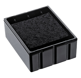 This Cosco replacement pad comes in your choice of 11 ink colors! Fits the Cosco model Q12 self-inking stamp. Orders over $25 ship free!