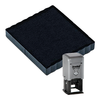 This Trodat 6/43032 replacement pad comes in your choice of 11 ink colors! Fits Trodat model 43132 self-inking stamp. Orders over $45 ship free!