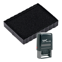 This Trodat 6/4750 replacement pad comes in your choice of 11 ink colors! Fits Trodat model 4750 self-inking stamp. Orders over $45 ship free!