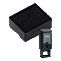 This Trodat 6/4908 replacement pad comes in your choice of 11 ink colors! Fits Trodat model 4908 self-inking stamp. Orders over $45 ship free!