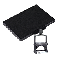 This Trodat 6/511 replacement pad comes in your choice of 11 ink colors! Fits Trodat model 5211 self-inking stamp. Orders over $45 ship free!