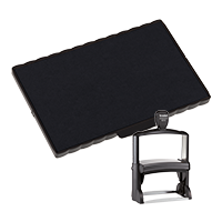 This Trodat 6/512 replacement pad comes in your choice of 11 ink colors! Fits Trodat model 5212 and 5415 self-inking stamp. Orders over $45 ship free!