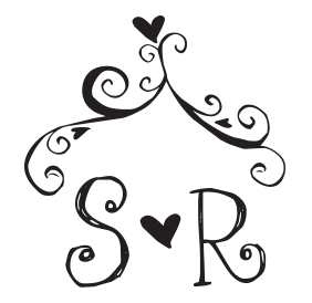 Create a charming ink-drawn style wedding monogram stamp using your initials in your choice of 11 ink colors! Shop now and get free shipping over $25.