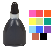 Genuine Xstamper 60mL refill ink for Xstamper N-series pre-inked & Cosco HD stamps. Available in 11 ink colors. Fast & free shipping on orders over $45!